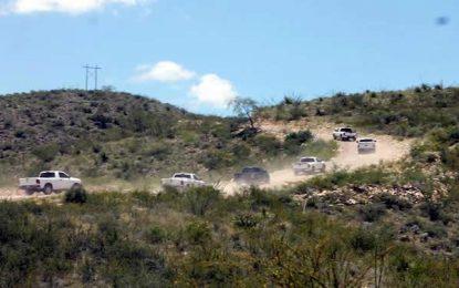 Ejecutan a dos en Balleza; suman 5 victimas en menos de una semana