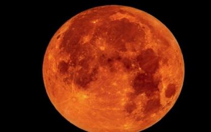 ¿Estas listo? El domingo eclipse lunar; aquí horarios