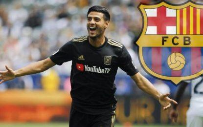 Aseguran que Carlos Vela tiene acuerdo para ir ¡al FC Barcelona!