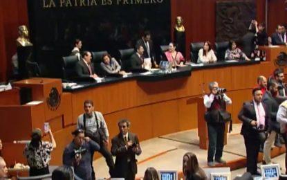 Senado aprueba por unanimidad proyecto de Guardia Nacional