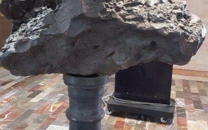 Se cumplen 50 años de la caída del meteorito de Allende