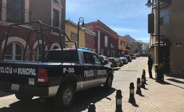 VIDEO: Mujer se suicida dentro de vivienda en pleno centro de la ciudad