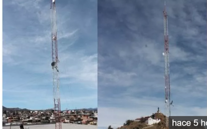 Coloca estado nueve torres de comunicación; de Juárez a Parral