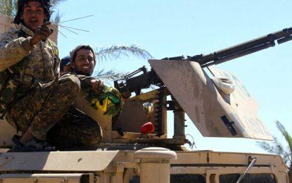 Exterminan al Estado Islámico en Siria