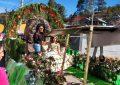 Espectacular desfile de primavera en Guadalupe y calvo