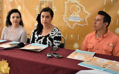 Todo está listo para el Festival de San José del Parral 2019.