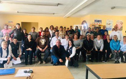 Realizan en Allende programa para el Desarrollo, Paz y Reencuentro en beneficio de la población