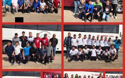 Secundaria Valentín impulsa a estudiantes en el deporte; obtienen destacadas participaciones