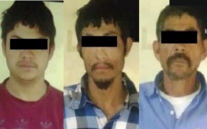 Formulan cargos a tres hombres que lesionaron a otros dos en Jiménez
