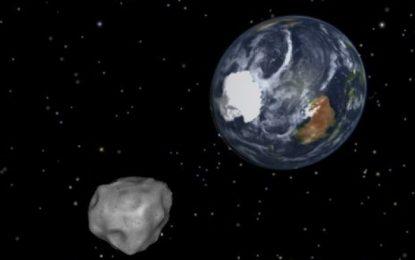 Asteroide pasará cerca de la Tierra este 22 de marzo