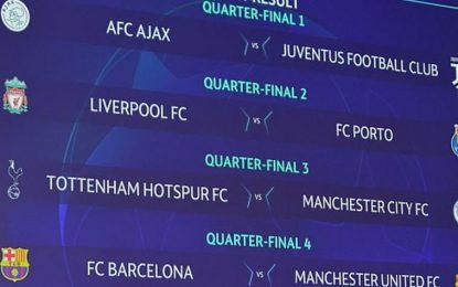 Cuartos de Final de Champions League sacarán chispas
