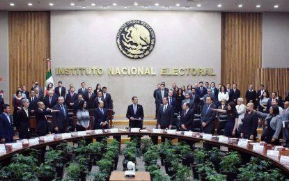 Partidos tendrán que devolver 50 MDP que no utilizaron en campaña: INE