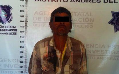 Violentó sexualmente a una niña en Guachochi