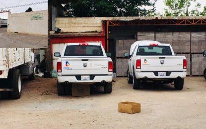 Robaron pilas de almacén de Gobierno del Estado
