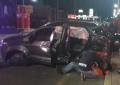 Fractura en huesos de cadera; lesionado en accidente de San José
