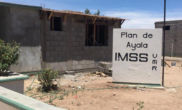 """Construyen """"La Casa del Médico"""" en comunidad de Allende"""
