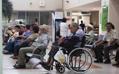 Hospitales del país, con dinero para dos meses