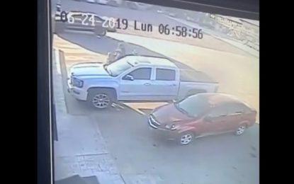 Difunden vídeo de levantón de menonita en Cuauhtémoc
