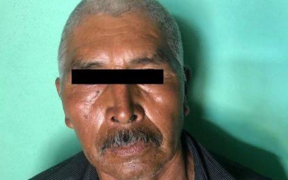 Detienen a presunto homicida en Urique