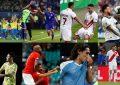 Estos son los enfrentamientos para los cuartos de final de la Copa América 2019