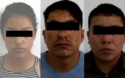 Cae banda de presuntos secuestradores integrada por agentes de guardia nacional