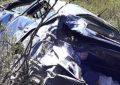 Tras volcadura en carretera Durango – Parral mueren mujer y niña Cuauhtemenses