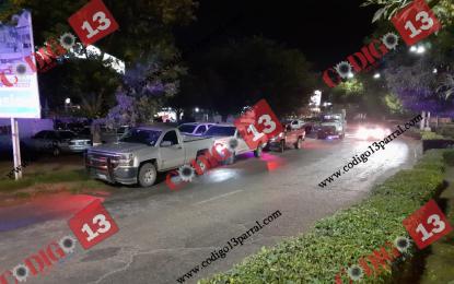 """Mega operativo a las afueras de """"La Curva""""; Guardia Nacional, CES y AEI"""