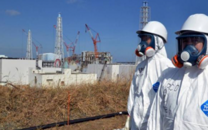 Japón planea tirar al mar más de un millón de toneladas de agua radiactiva