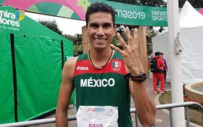 Competirá el chihuahuense Horacio Nava en mundial de atletismo