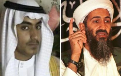 Eliminaron al hijo de Osama bin Laden, anuncia Donald Trump