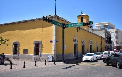 Rehubican oficina de CONDUSEF a la Casa de la Cultura