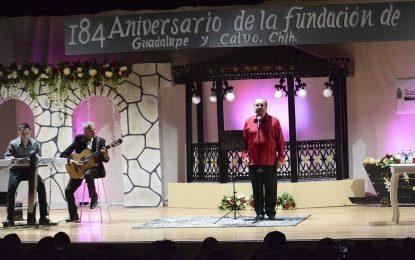 Un éxito la presentación de barítono Jesús Suaste en Gpe y Calvo