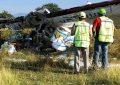 Cae aeronave en Morelos; mueren dos