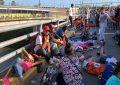 Aumenta el número de mexicanos que buscan asilo en EU: huyen de los cárteles