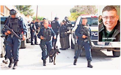 Van 103 policías asesinados