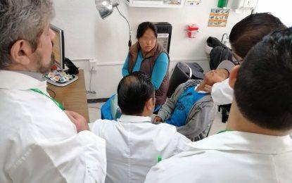 IMSS Bienestar inicia jornada quirúrgica de cirugía reconstructiva en Valle de Allende