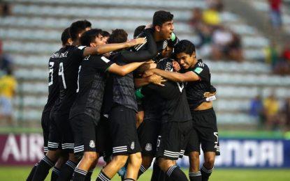 ¡Vamos a la final! México vence a Holanda en Mundial Sub-17