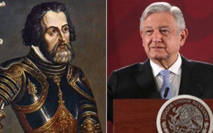 VÍDEO: AMLO acusa a Hernán Cortés de cometer fraude