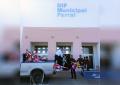 Internos del CERESO le venden piñatas al DIF Municipal