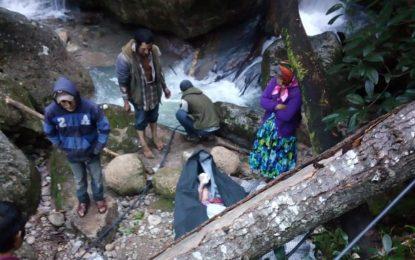 Localizan cadáver de mujer arrastrada por el río en Gpe y Calvo