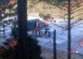 Daños totales en helicóptero accidentado en Gpe y Calvo