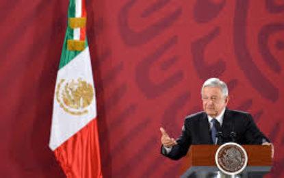 AMLO reconoce el trabajo del alcalde Noel Chávez de Gpe y Calvo, Chih.