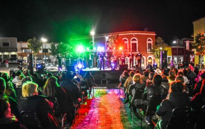Espectacular noche de mariachi en Jornadas Culturales de la Amistad