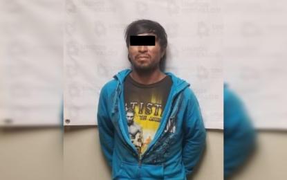 Capturan a hombre acusado de agredir sexualmente a una mujer en Guachochi