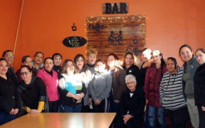 Arranca Betty Chávez curso de autoempleo en Santa Bárbara