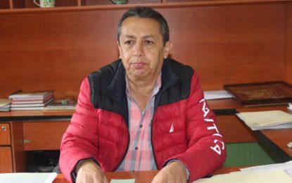 Comparecen en cabildo presidentes seccionales de San Julián y Calabacillas