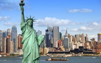 Nueva York reporta 1,218 muertos por coronavirus y ya son 6,500 contagios