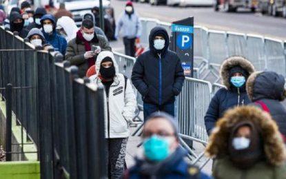 Supera Estados Unidos los 100 mil casos de coronavirus