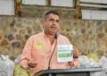 Gobierno Municipal pagará recibos de luz: Alfredo Lozoya.