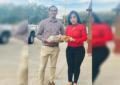 Muebles Gala y diputada Betty Chávez entregan cubrebocas